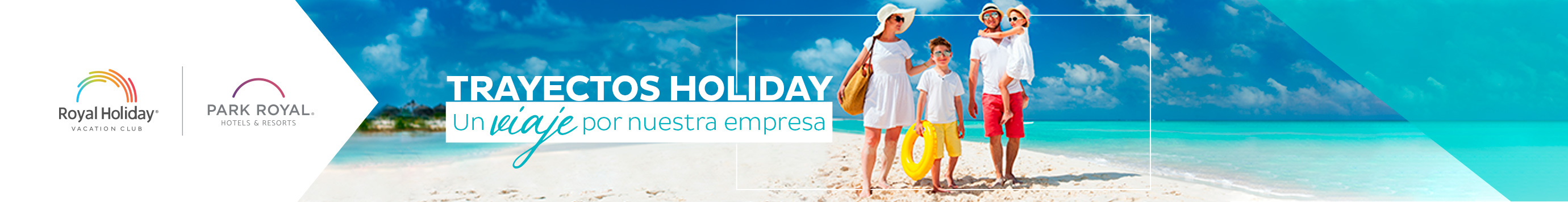 Trayectos Holiday | Royal Holiday